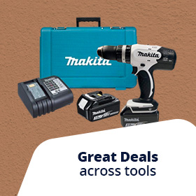 Great deals on power tools