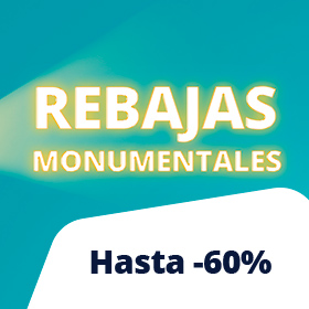 Hasta -60%