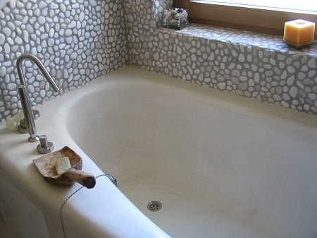 Focus on Moroccan-style bathroom : travel to the middle east
