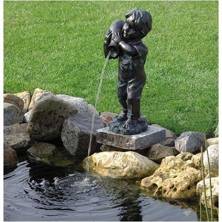 Cómo acondicionar un estanque de jardín