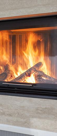 Come raccordare una stufa a legna in una casa individuale
