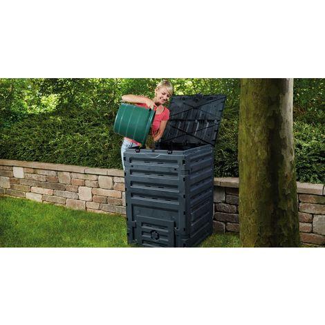 Cómo preparar compost en verano