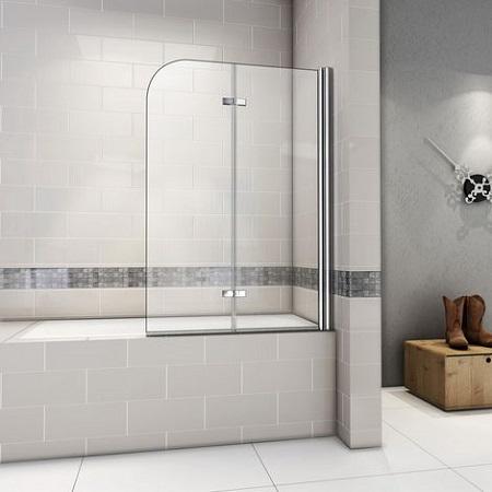 Comment choisir  un écran de baignoire
