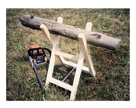 Cómo elegir hachas y sierras para hacer leña
