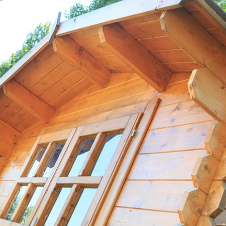 How to repair your garden shed