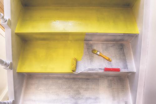 Come dipingere una scala