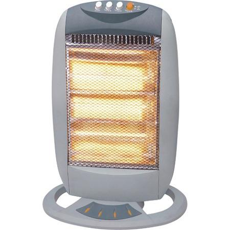 Cómo elegir  un radiador infrarrojo o halógeno