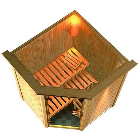 Sauna de aromaterapia:  hacia el bienestar total