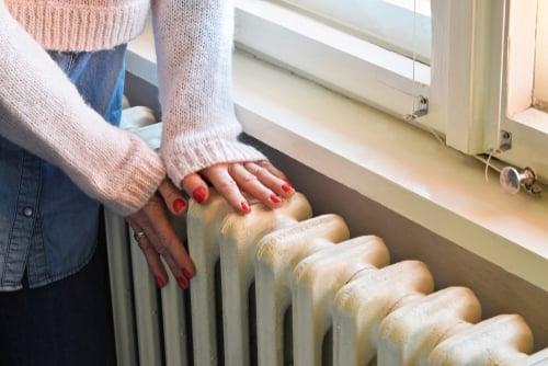 Come eliminare  l'aria da un radiatore