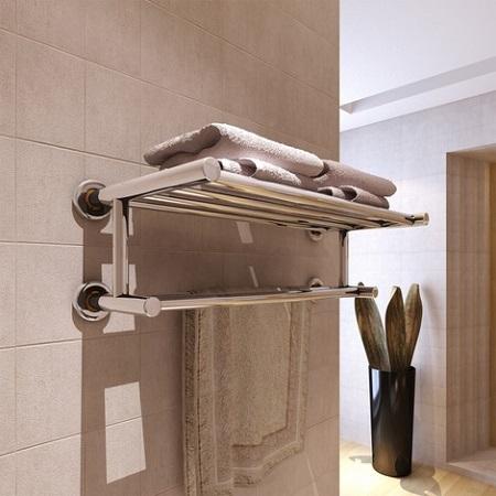 Cómo elegir toalleros y perchas para el baño