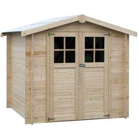 your garden shed?