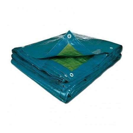 B/âche Impermeable Anti Chaleur Bache de Protection Ext/érieur Int/érieur Bache /étanche R/ésistante /à leau et aux UV 120g//m/² Haute Densit/é Bache Impermeable Exterieur Transparente