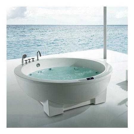 Ihrer Whirlpool-Badewanne