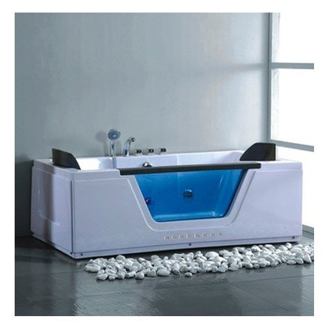 baignoire ou baln o faut il choisir entre le bain. Black Bedroom Furniture Sets. Home Design Ideas