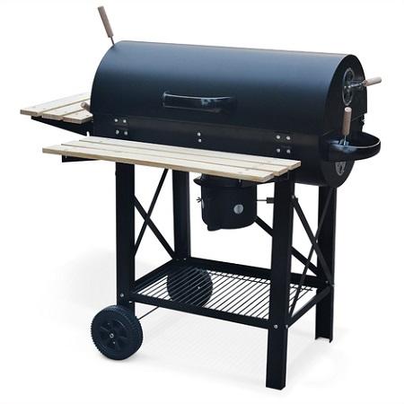 Barbecue gaz ou barbecue à charbon