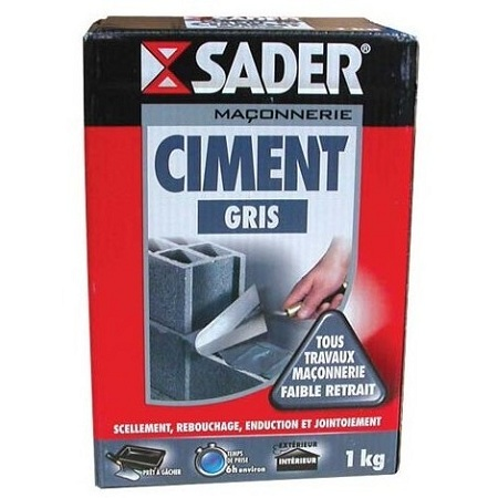 un ciment