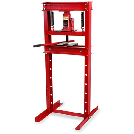 Hydraulic workshop press  buying guide