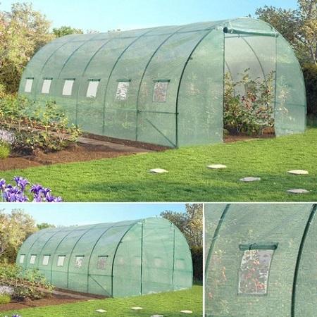 comment fixer une serre de jardin guide complet. Black Bedroom Furniture Sets. Home Design Ideas