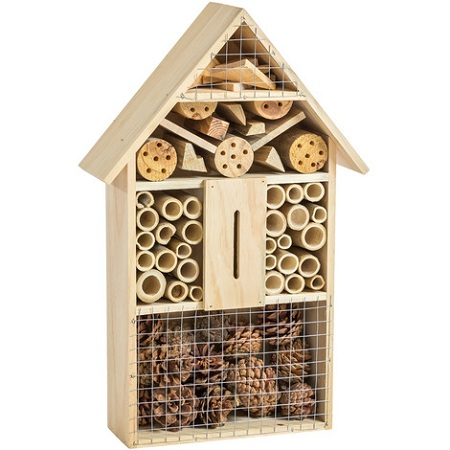 How to set up an insect hotel