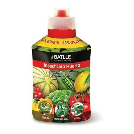 Cómo elegir  insecticidas para el huerto