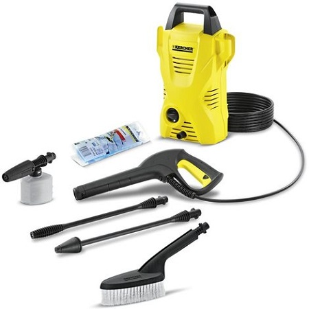 How to descale your pressure washer
