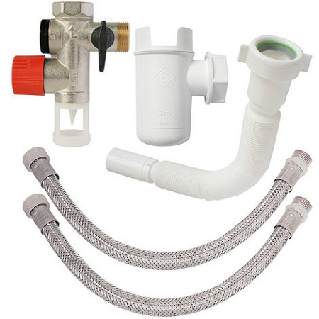 Qué es un kit de conexión para un calentador de agua eléctrico