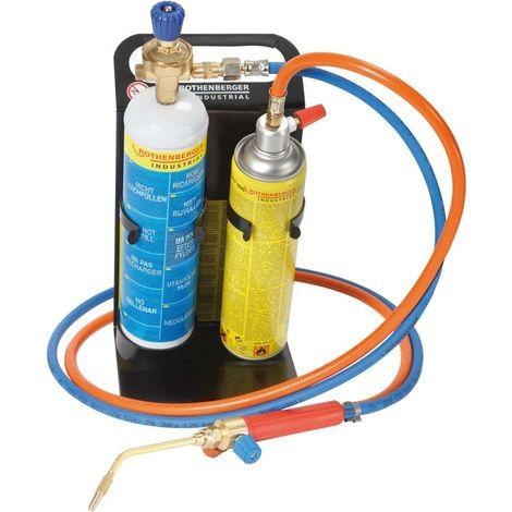 Cómo elegir botellas de gas para la soldadura por llama