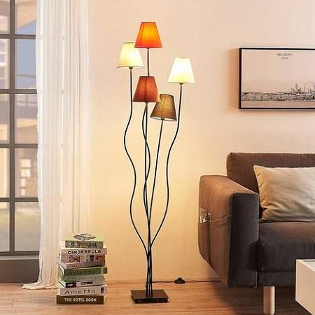 Comment choisir un lampadaire de salon | Guide complet