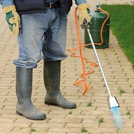 How to kill weeds  naturally and without chemicals?