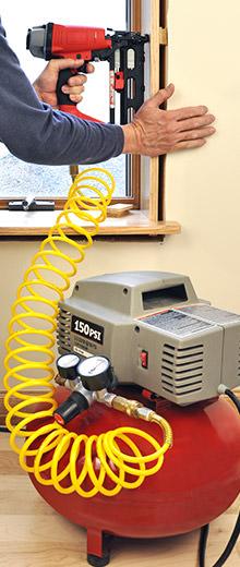 Comment choisir  et raccorder tuyau, soufflette, compresseur et outils pneumatiques