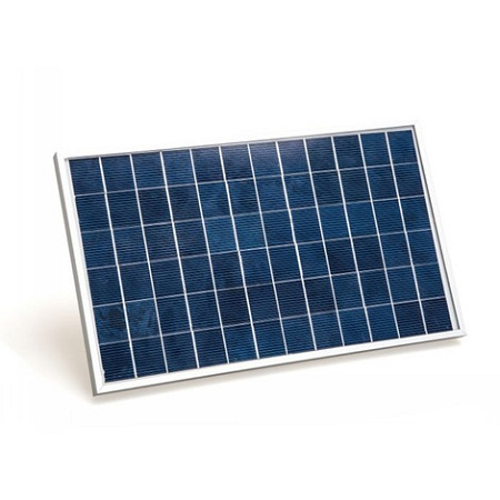 Solar panel:  efficiency and photovoltaic cells