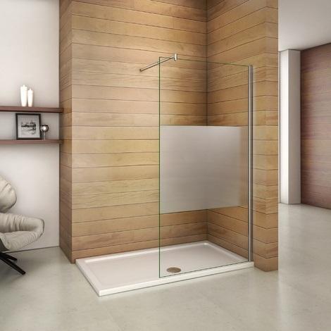 Doccia walk-in: con o senza piatto doccia
