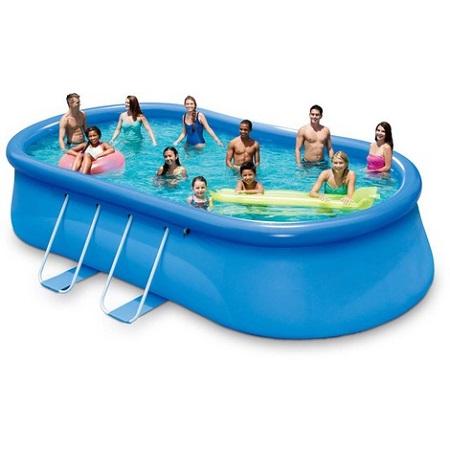 Comment installer  une piscine autoportante