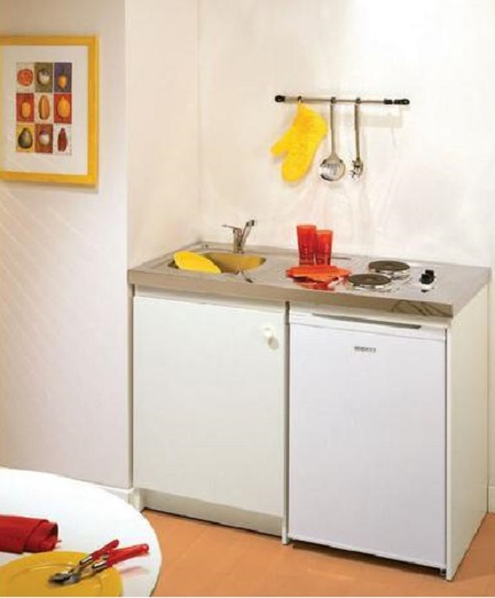 How to house How to equip a small kitchen?