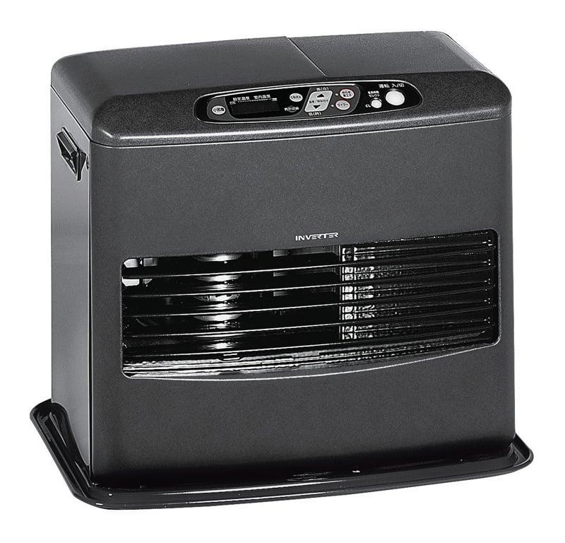 Digital Thermostat 8 éléments POELE CHAUFFAGE RADIATEUR 1800 W sans pétrole