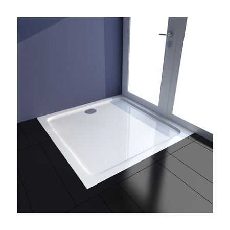 How to install a walk in shower tray