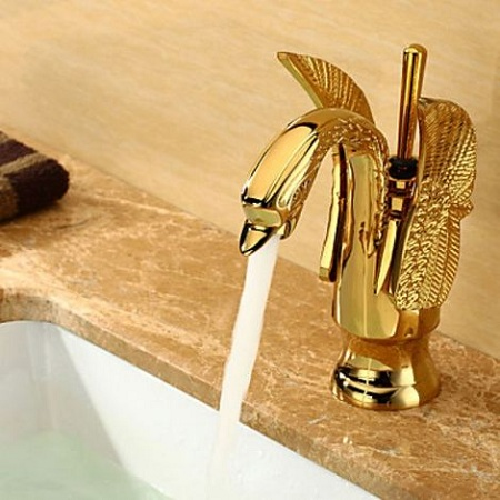 How to install a wash basin tap