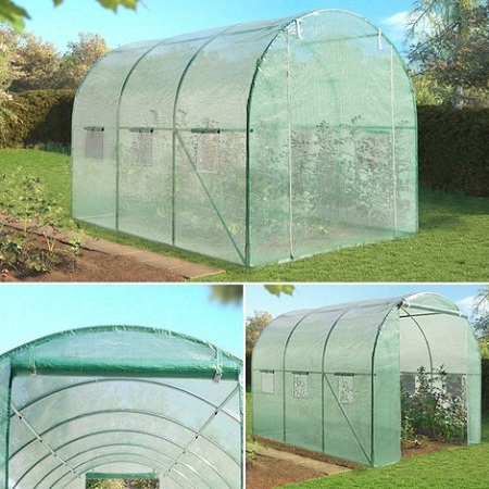Comment installer une serre tunnel de jardin | Guide complet
