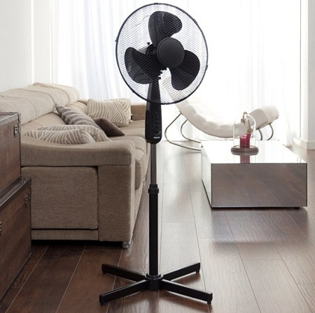 Fans or air conditioning: which is best?