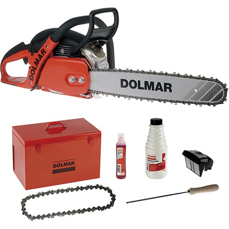 Petrol-powered chainsaw buying guide