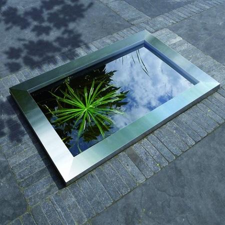 your garden pond?