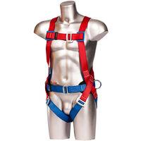 Imbracatura a 2 punti comfort con anello dorsale e laterali - Portwest