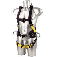 Imbracatura a 2 punti comfort plus con anello dorsale e laterali - Portwest