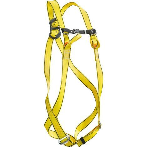 Imbracatura anticaduta con punto di ancoraggio dorsale e sternale. (Ex Newtec Eco 3)