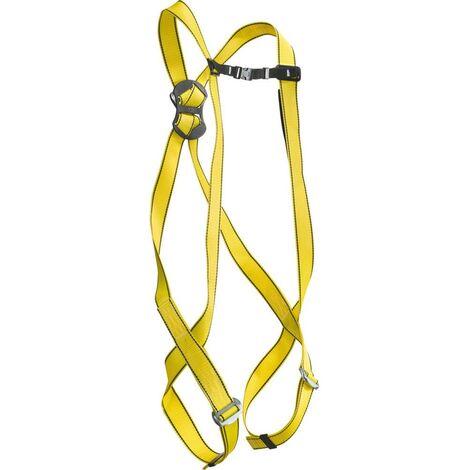 Imbracatura anticaduta con punto di ancoraggio dorsale. (Ex Newtec Eco 2)