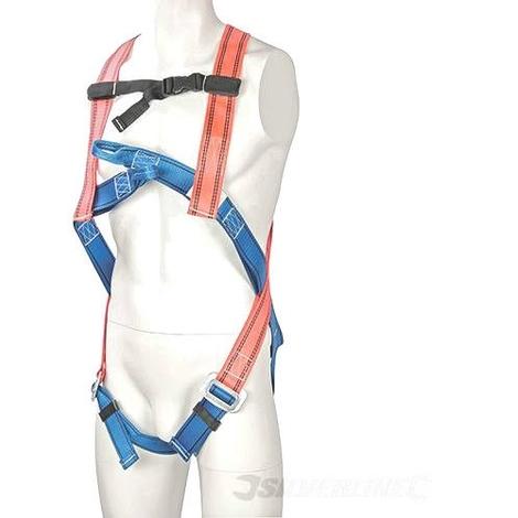 selezione più recente presentando famoso marchio di stilisti Imbracatura Di Sicurezza Anticaduta - Cintura Sicurezza Completa Cantiere  Silv