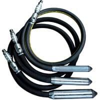 Imer - Aiguille vibrante pneumatique diamètre 60mm Longueur 2m - APN 60