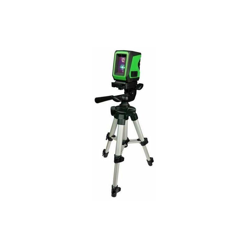 Image of L2GS Mini Crossline Green Beam Laser with Tripod - Imex