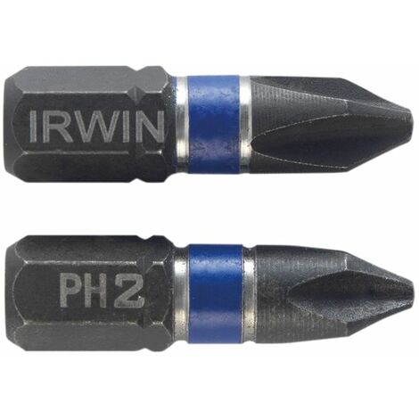 Impact Screwdriver Bits Phillips