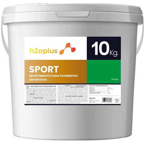 Imperges Peinture pour Terrains de Sport et Sols en général · Bleu Sport 20Kg · Produit 100% NAT